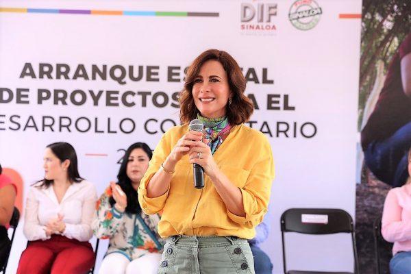 Rosy Fuentes de Ordaz El Turle San Ignacio Sinaloa México ZOna Tropico Visita DIF 5