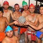 Roberto Rochín y la UNAM buscan preservar la fabricación de la pelota del Ulama