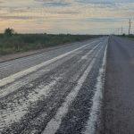 70% Avance en ampliación carretera Guasave – Las Glorias