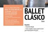 Este viernes inician audiciones para Taller de Ballet Clásico del CMA