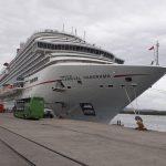 Más de 10 mil turistas arriban a Mazatlán en los cruceros turísticos Carnival Panorama y Royal Princess