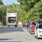 Se mantiene servicio de recolección de basura, pero con medidas preventivas