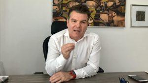 Óscar Pérez Barros Cierre de Hoteles Sinaloa 2020