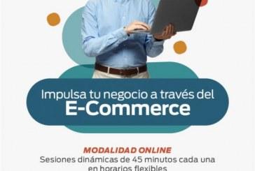 """""""Impulsa tu Negocio a través el E-Commerce"""""""
