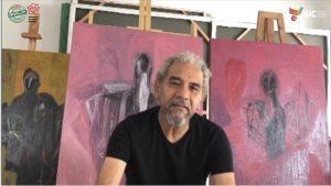 Alejandro Mojica Díaz, artista plástico