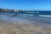 Así las Playas de Mazatlán a unas Horas de su Cierre por Coronavirus