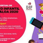 El Dif Sinaloa Prepara Festejo Virtual para Niñas y Niños