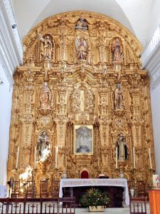 Cuarto Aniversario Proclamación Santuario Mariano Templo Nuestra Señora del Rosario El Rosario Pueblo Mágico 2020 2