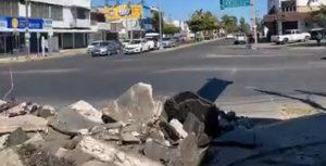 Desfiguros del Químico Benotez Torres en Plena Crisis de Salud 2020 Mazatlan 1