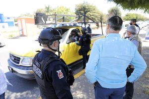 El Gobernador Quirino Ordaz Coppel supervisa puntos de revisión sanitaria (Covid-19) en carreteras de Sinaloa 2020 2