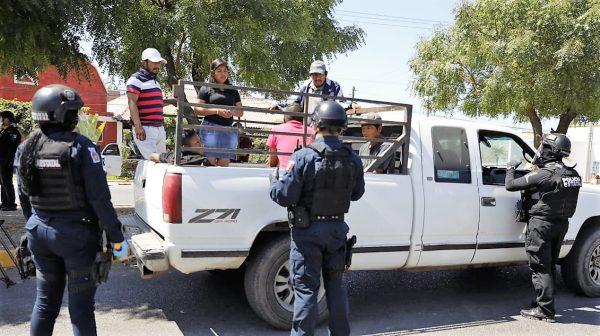 El Gobernador Quirino Ordaz Coppel supervisa puntos de revisión sanitaria (Covid-19) en carreteras de Sinaloa 2020 3