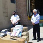 La Industria de Sinaloa Provee Cubrebocas