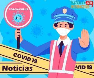 Logo Noticias Covid - 19