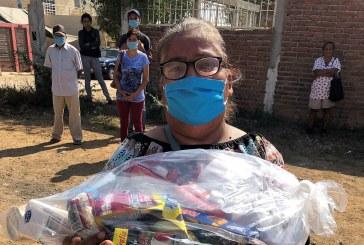 Pesca Azteca y Familias de sus Colaboradores apoyan a familias afectadas por Covid-19