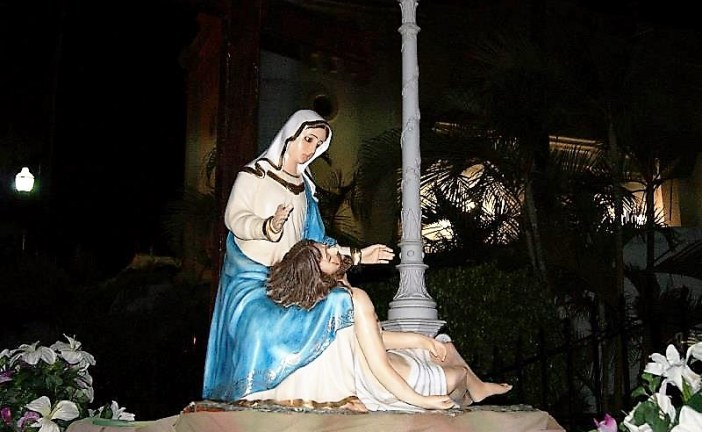 Procesión del Silencio de San Ignacio de Loyola: una Joya de la Zona Trópico