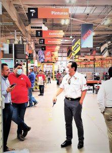 Protección Civil va por Cierre Negocios no Escenciales Covid 19 Sinaloa 2020 1