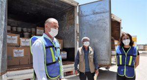 Quirino Ordaz Coppel Entrega Equipo Preventivo Covid 19 Sinaloa Hospitales 2020