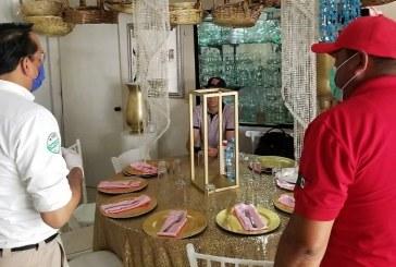 Restaurantes e Culiacán y Navolato limitados a sólo pedidos a domicilio y/o Recoger