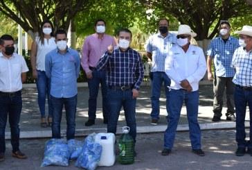 San Ignacio agradece en nombre de la ciudadanía todo tipo de apoyo que se reciba.