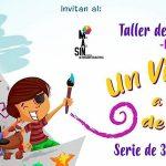 Este lunes inicia el Taller de Pascua Infantil del MASIN, en línea y desde casa