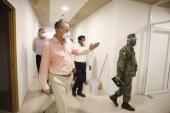 Como Hospital COVID, por iniciar operaciones el nuevo HG Culiacán: Quirino
