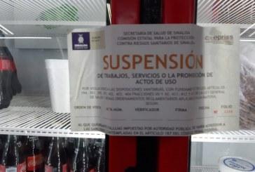 La Secretaría de Salud realiza operativo para que negocios de comida cumplan las restricciones de la fase tres por COVID-19