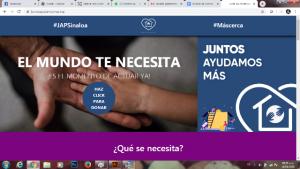 """""""Juntos Ayudamos Más"""