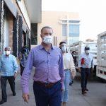 Quirino hace otra entrega de equipo para hospitales.