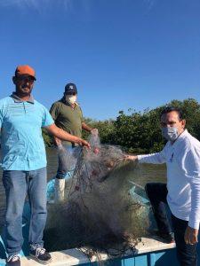 Vigilancia pesquera