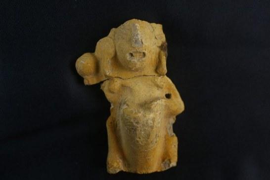 Exhiben hallazgos arqueológicos en Centro Histórico de Azcapotzalco