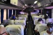 Coepriss evalúa las condiciones sanitarias de los autotransportes de Sinaloa