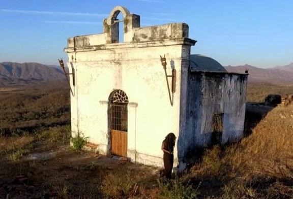 La Leyenda de La Capilla del Diablo de San Ignacio de Loyola Zona Trópico Sinaloa México