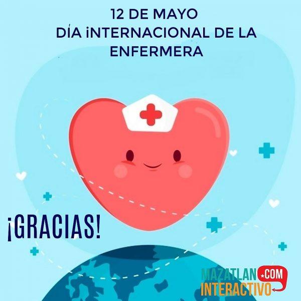 Día Mundial de la Enfermera 2020 Celebrando en Medio del Covid 19 (6)