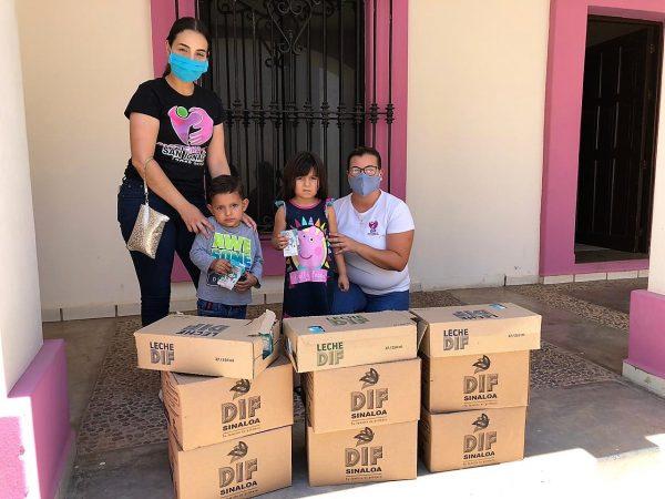 DOF San Ignacio ENrtega Apoyo a la Comundiad por Covid 19 2020 1