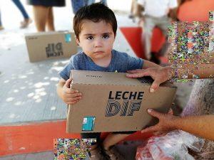 DOF San Ignacio ENrtega Apoyo a la Comundiad por Covid 19 2020 2
