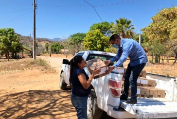 Entregan apoyos emergentes de DIF Sinaloa Benefician a cientos de familias sanignacenses