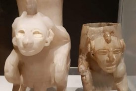 Conoce algunas de las piezas que forman parte de la colección del Museo Arqueológico de Mazatlán
