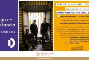 Cultura y Fonoteca Nacional estrenarán ciclo de transmisiones en línea