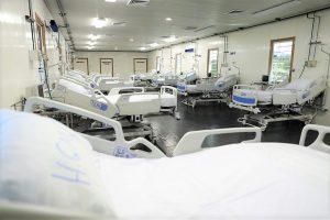 Hospital Covid Mazatlán Entrega Gobernador de Sinaloa 2020 2