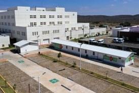 Mazatlán ya cuenta con Centro Covid en Hospital General de Mazatlán