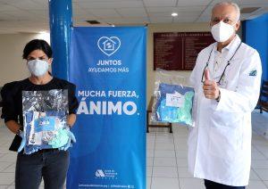 JAP Sinaloa Apoya Hospitales con Material Médico Ante Covid 19 Mayo de 2020 2