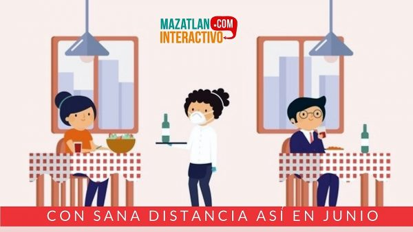 Medidas a Restaurantes de Sinaloa y Mazatlán que deberán observar para reapertura Covida 19 2020 3a