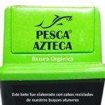 Pesca Azteca hace uso del reciclaje como opción para hacer sus procesos sustentables