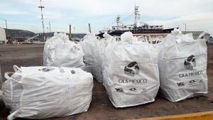 Pesca Azteca Recicla Cabo y Produce Botes de Basura 2020 3