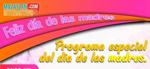 Programa Actividades 10 de Mayo 2020 Mazatlán Interactivo 1d