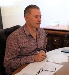 Quirino Ordaz Coppel Primer Acuerdo Diálogos por un Acuerdo por Sinaloa 2020