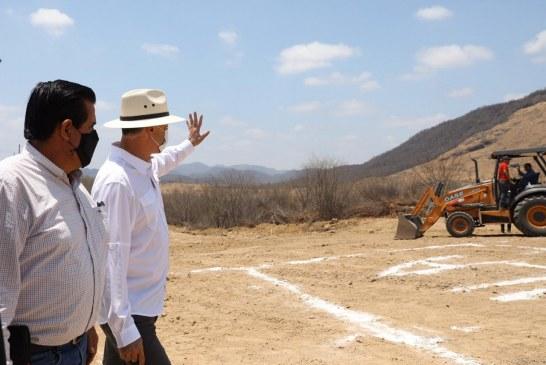 Quirino inicia construcción de nuevo plantel Cobaes en la sierra de Sinaloa