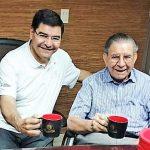 Adiós don Ricardo Lizárraga Granados Fundador de Café el Marino