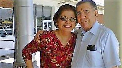 Ricardo Lizárraga Granados y Yolanda Mercado 2020