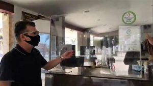 Avanza Sinaloa en Brindar Seguridad y Confianza a Turistas Óscar Pérez Barros 2020 Covid 19 1